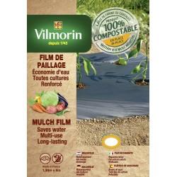 Vilmorin - Film De Paillage Toutes Cultures Renforcé - Farine De Céré