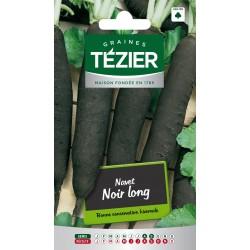 Tezier - Navet Noir long