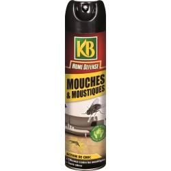 KB Home Défense - Mouches et Moustiques 400ml