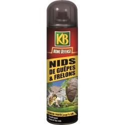 KB Home Défense - Nids de Guêpes et Frelons 500ml