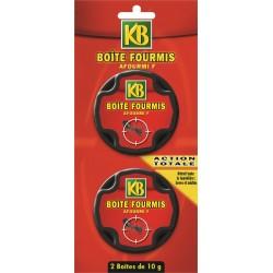 KB - Anti Fourmis Boite Appat x2