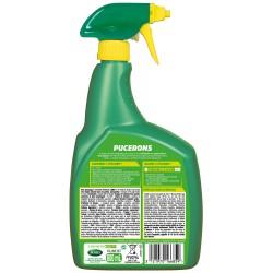 Fertiligène - Insecticide Anti-Pucersons Prêt à l'emploi - 800ml