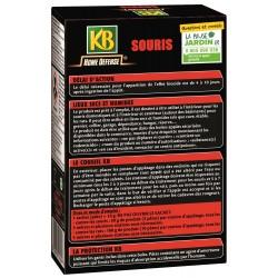 KB - Pates Appat Anti Souris - 120gr