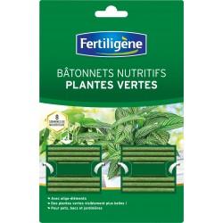 Fertiligène - Lot 40 batonnet nutritif engrais plante verte feuillage