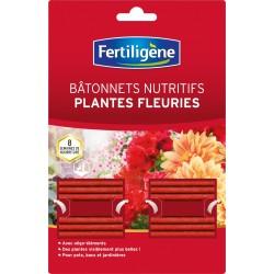 Fertiligène - Batonnets Nutritifs Plantes Fleuries - 40 Batonnets