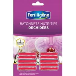 Fertiligène - Bâtonnets orchidées Fertiligène - Lot de 10