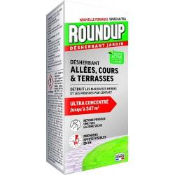 Roundup - Déherbant concentré allées terrasses 700ML