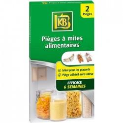 KB - 2 Pièges à Mites Alimentaires