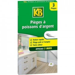 KB - 3 Pièges à Poissons d'Argent