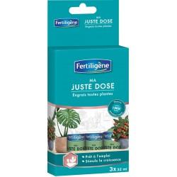 Fertiligène - Ma Juste Dose d'Engrais 3X30