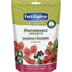 Fertiligène - Engrais Performance Organics Fraisiers et Petits Fruit