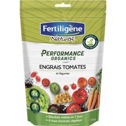 Fertiligène - Engrais Tomates et Légumes Performance Organics, 700gr