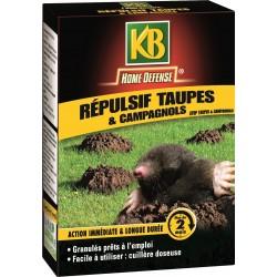 KB - Répulsif Taupes et Campagnols - 150 Gr