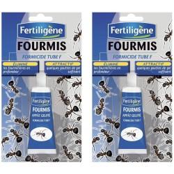 Fertiligène - Anti Fourmis, Lot de 2 Tubes Gel 30 grammes
