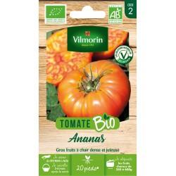Vilmorin - Tomate Ananas Bio Vl 2 Jaune