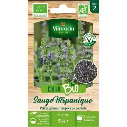 Vilmorin - Sauge Hispanique Chia Bio