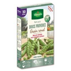 Vilmorin - Pois Douce Provence Vl 20m Nain Grain Rond