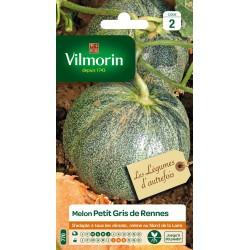 Vilmorin - Melon Petit Gris Rennes Vl 2 Legume D'autrefois