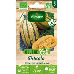 Vilmorin - Courge Delicata Bio Vl 2