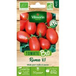 Vilmorin - Tomate Roma Bio VF