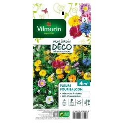 Vilmorin - Fleurs Annuelles pour Balcons, Multicolore