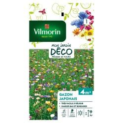 Vilmorin - Fleurs Mélange Gazon Japonais