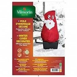 Vilmorin - Voile d'Hivernage DECO PERE NOEL XL VL - 30 g/m²
