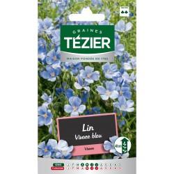 Tezier - Lin vivace bleu -- Fleurs vivaces