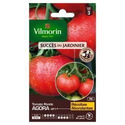 Vilmorin - Tomate Agora HF1 (Création Vilmorin - ) - SDJ