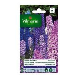 Vilmorin - Pied d'Alouette Delphinium Vivace Varié