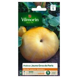 Vilmorin - Potiron Jaune Gros de Paris