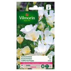Vilmorin - Eschscholtzia Blanc