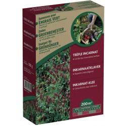Vilmorin - Engrais Verts Trèfle Incarnat 500 gr