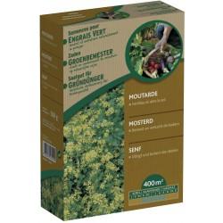 Vilmorin - Engrais Verts Moutarde Blanche 500 gr