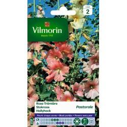 Vilmorin - Rose Trémière Pastorale