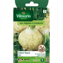 Vilmorin - Céleri rave Ibis (remplace Niva)