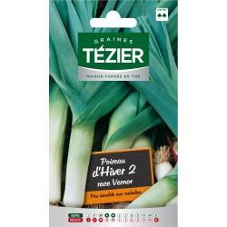 Tezier - Poireau d'hiver 2 race Vernor