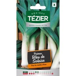 Tezier - Poireau bleu de Solaise