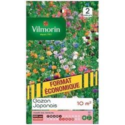 Vilmorin - Gazon Japonnais 10 m2