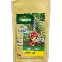 Vilmorin - Engrais Universel Bio Doypack de 700 g
