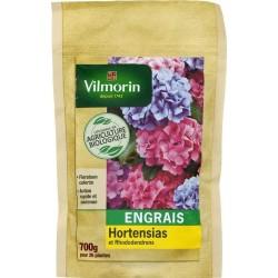 Vilmorin - Engrais Hortensias Rhododendrons Bio Doypack de 700 Gr