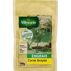 Vilmorin - Engrais Corne Broyée Bio Doypack de 350 g