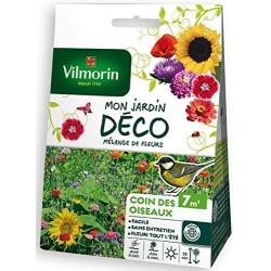 Vilmorin - Mélange Fleurs coin oiseau 7 m2