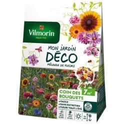 Vilmorin - Mélange Fleurs coin bouquet 7m2