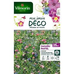 Vilmorin - Mélange Camaîeu de Pastel 25m2