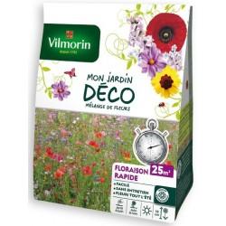 Vilmorin - Les Mélanges de Fleurs 25m2 floraison rapide
