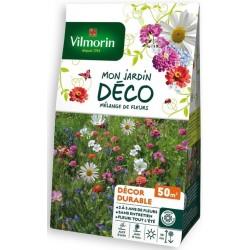 Vilmorin - Les Mélanges de Fleurs 50m2 durable (pluriannuelles)
