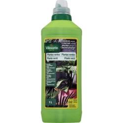 Vilmorin - Engrais Plantes Vertes Bio Flacon de 1 L