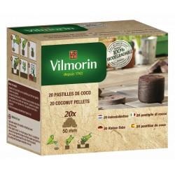 Vilmorin - 20 Pastilles 50mm Tout En Un