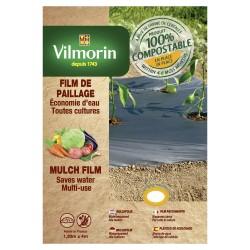 Vilmorin - Film De Paillage Toutes Cultures Faible Épaisseur - Farine